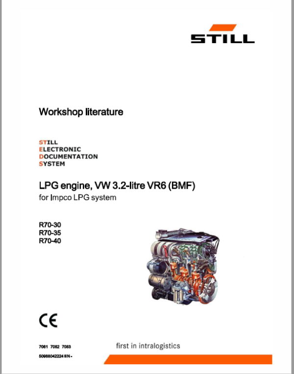 Engine VR6 (BMF)