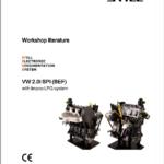 Still Engine VW 2.0I SPI
