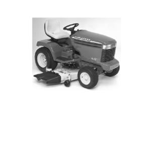 John Deere 355D Lawn and Garden Tractor Technical Manual TM-1771
