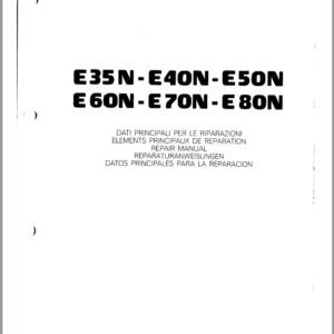 OM Pimespo E35N-E40N-E50N-E60N-E70N-E80N