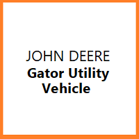 Gator Utility Vehicle