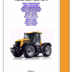 JCB 3200, 3230 Tier 4 Fastrac Service Manual
