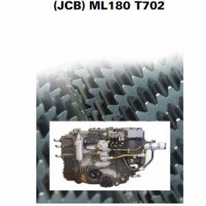 JCB AGCO OEM Transmission ML180 T702