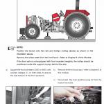 Massey Ferguson MF 415, 425, 435, 440 Tractor Service Manual