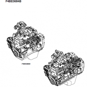 Iveco F4BE0484E, F4BE0684D and F4BE0684B