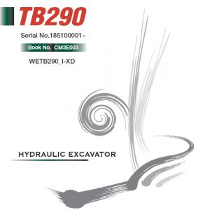 Takeuchi TB290 Compact Excavator Service Manual