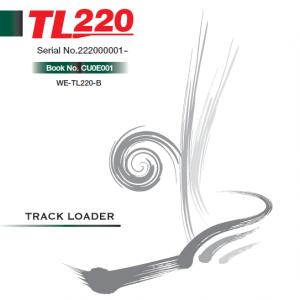 Takeuchi TL220 Loader Service Manual