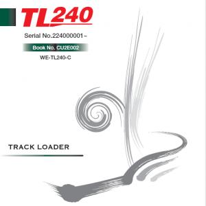 Takeuchi TL240 Loader Service Manual