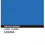 Kobelco LK300A Wheel Loader Service Manual